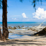 Beautiful tropical beach — Stock Photo #10912728