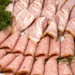 Stock Photo: Meat assortment