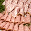 Foto de Stock  : Meat assortment