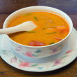 "Thai soup ""Tom Yum"" — Stock Photo"