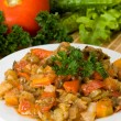 Vegetable ragout — Foto Stock