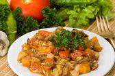 Zeleninové ragú — Stock fotografie