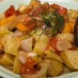 Foto de Stock  : Vegetable stew