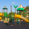 colorful playground — Stock Photo