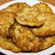 Stock Photo: Potato pancake