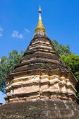 Buddhist stupa in Thailand. — Stock Photo