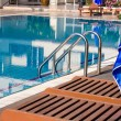 Stockfoto: Swimming pool in spresort .