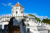 Phra Sumen Fort, Bangkok, Thailand — Stock Photo