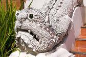 Statue de dragon — Photo