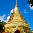Stock Photo: Buddhist stupa