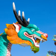 Dragon statue — Stock Photo #11520634