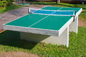 Ping-pong table — Stock Photo