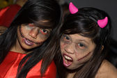 Halloween In Pattaya — Stock Photo