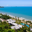 Stock Photo: Summer beach of island Koh Chang .