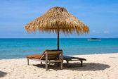 Beach in Sihanoukville, Cambodia . — Stock Photo