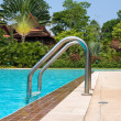 Swimming pool , Thailand — Stock Photo