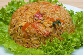 Curry masala de chile pollo — Foto de Stock