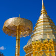Doi Suthep Temple in Thailand — 图库照片