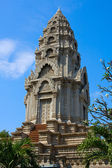 Buddhist temple in Cambodia . — Stock Photo