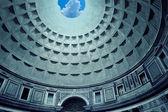 Pantheon cupola — Stock Photo