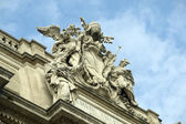 St Peter Basilica — Stock Photo