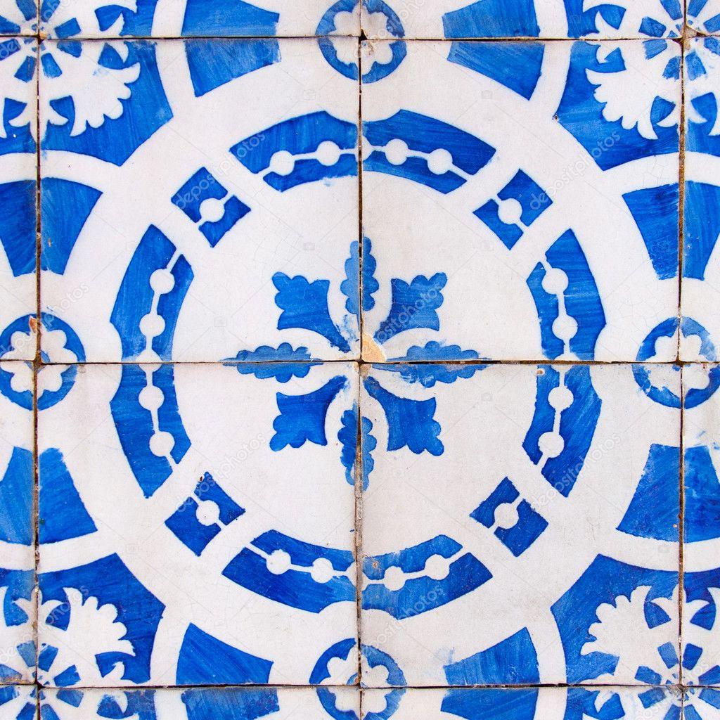 Azulejo vintage de portugal fotografias de stock pallmallz 11174098 - Azulejos vintage ...