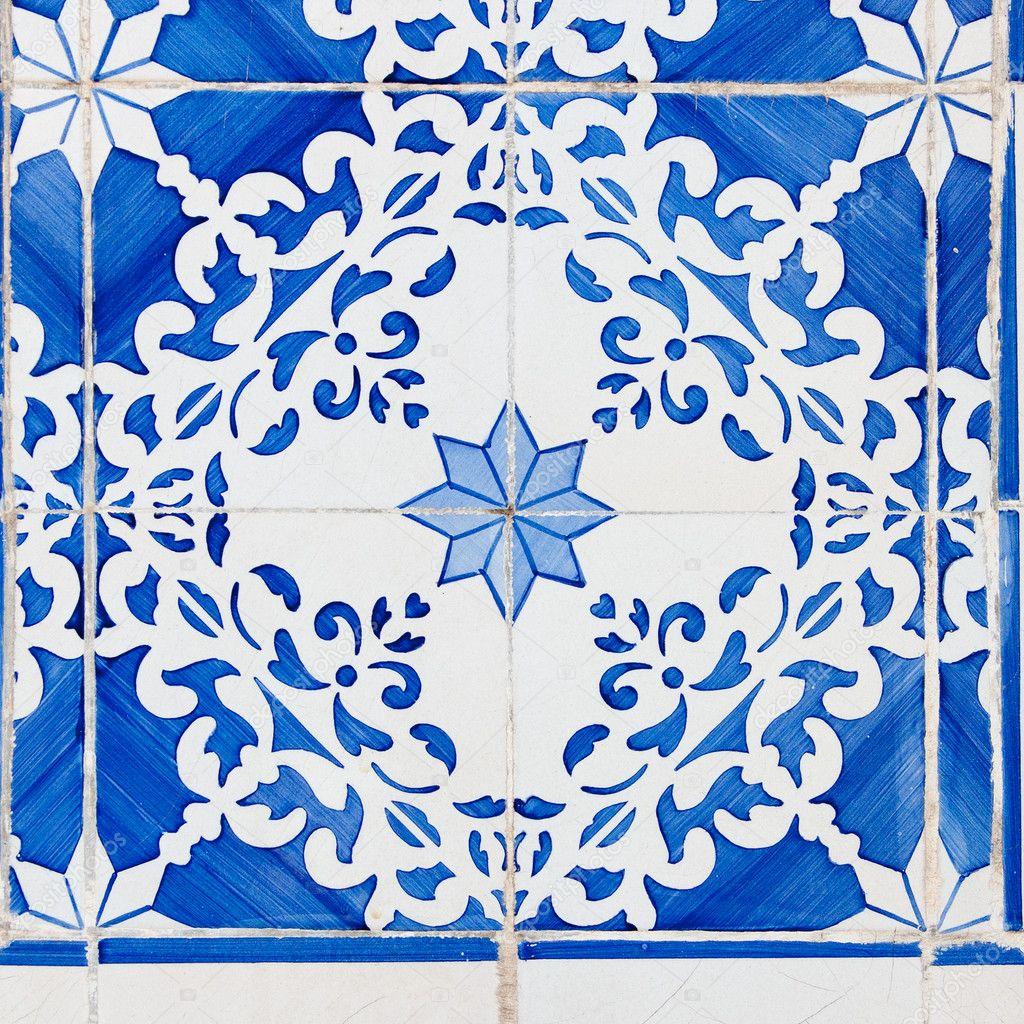Vintage azulejos du portugal photographie pallmallz 11329698 - Azulejos vintage ...