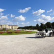 Schoenbrunn Palace vienna - Stock Photo