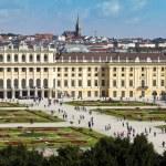 Schoenbrunn Palace vienna — Stock Photo #11341449
