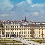Schönbrunn - Schoenbrunn - Schonbrunn Palace — Stock Photo #11341450