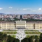 Schoenbrunn Palace vienna — Stock Photo #11341452