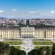 Schoenbrunn Palace vienna — Stock Photo