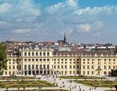 Schönbrunn - Schoenbrunn - Schonbrunn Palace — Stock Photo