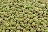Dried seeds of green gram — Stock Photo