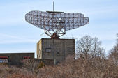 レーダー設備 — ストック写真