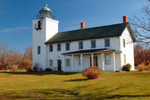 Horton Pt. Lighthouse — Stock Photo