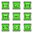 Glossy icon set — Stock Vector #11039600