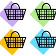 Shopping Basket — Stock Photo #10892686