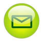 电子邮件图标 — 图库照片