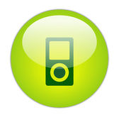 Music Player — Stock Photo