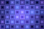 Dark Purple Abstract Tiles Background — Stock Photo