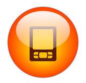 Smartphone — Stock fotografie