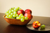 Fresh and tasty fruits — Stock Photo