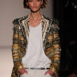 Balmain Fashion Week Show — Stock Photo