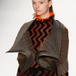 Issey Miyake - Paris Fashion Week - Foto Stock