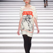 Jean-Charles de Castelbajac Paris Fashion Week - Stockfoto
