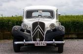 Oldtimer Citroen French car — Stock Photo