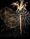 Feuerwerk — Stock Photo