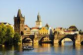 Charles bridge, Prage — Stock Photo