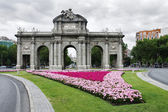 Puerta de Alcala in Madrid, Spain — Stock Photo